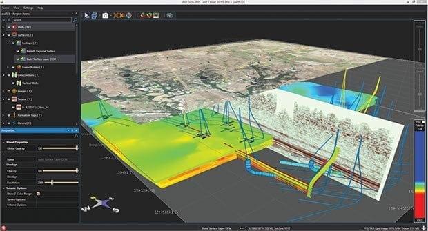 Big data analytics for seismic interpretation