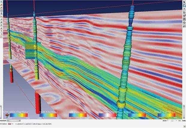 reservoir-centered geology