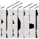 wiggle trace seismic data