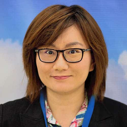 ChingWen Chen, seismic interpreter