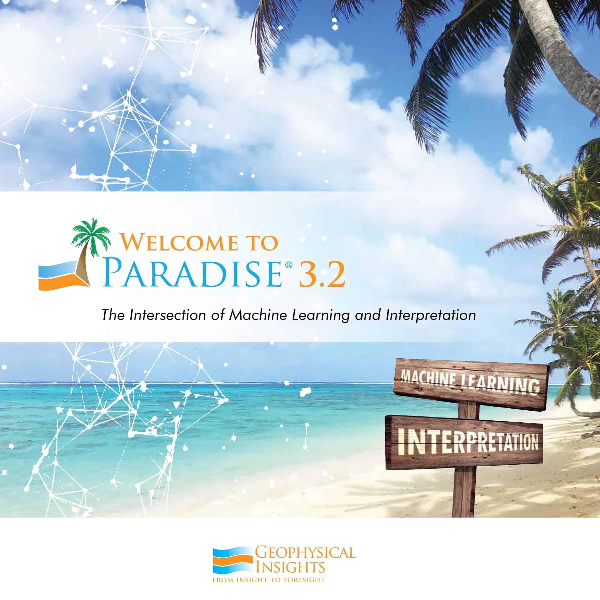 Paradise 3.2 Brochure - Seismic Interpretation Software-1-min