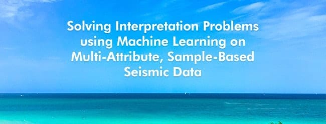 Banner image for Solving Interpretation Problems Using Machine Learning