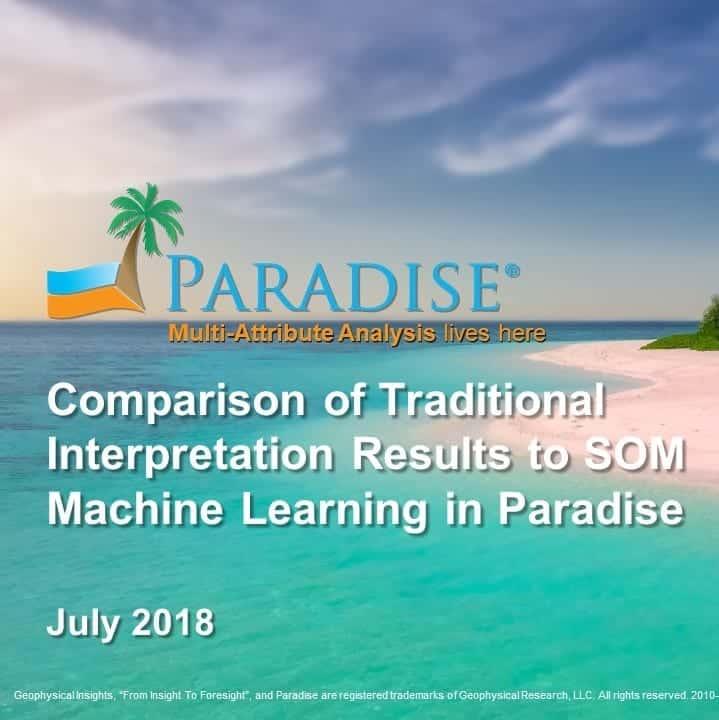 machine learning in seismic interpretation