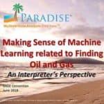 Thumbnail for making sense of machine learning