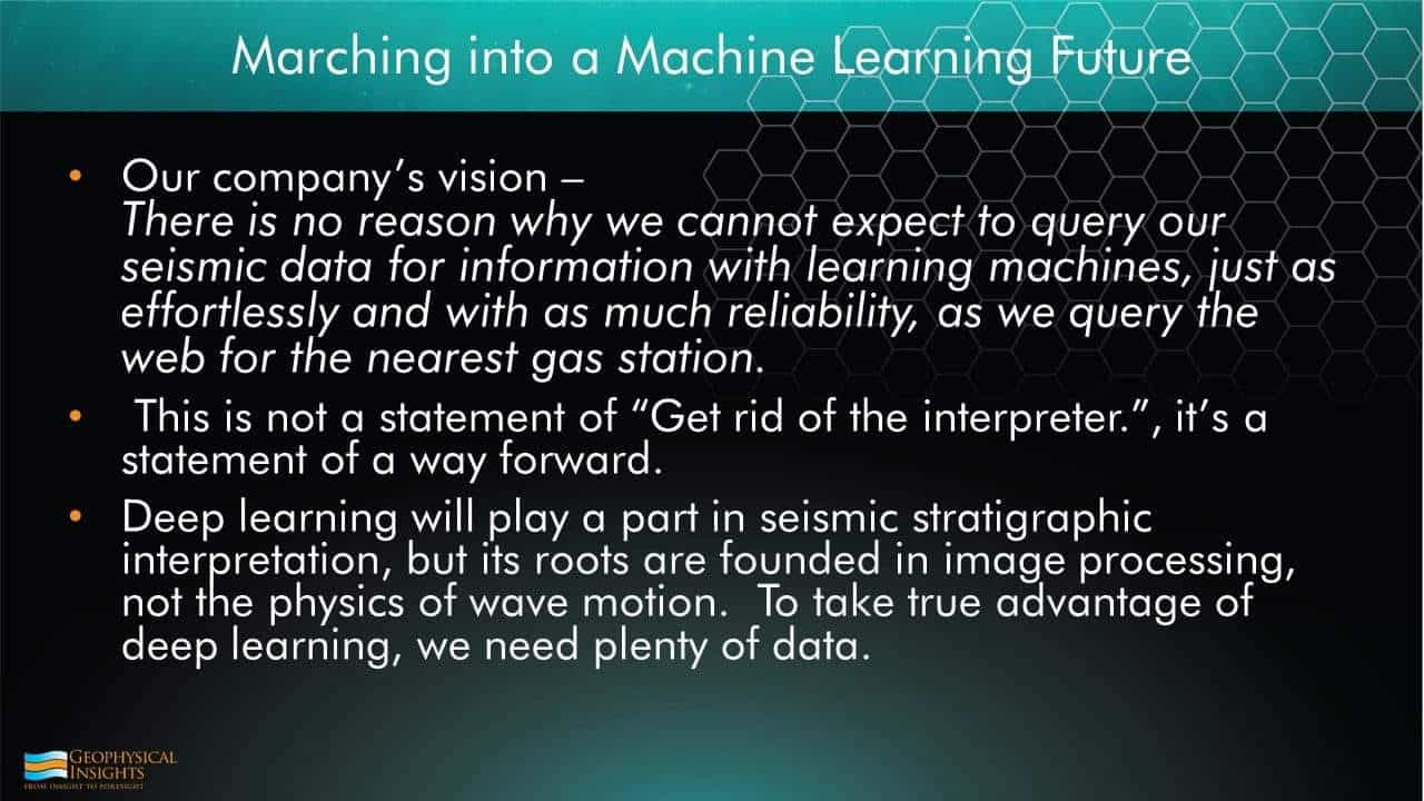 Machine learning future