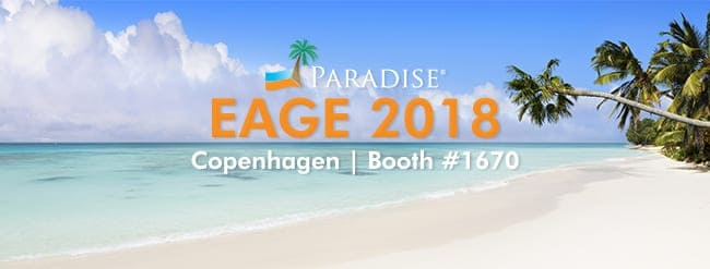 Banner for EAGE 2018
