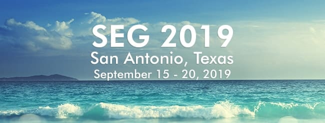 SEG 2019 – San Antonio