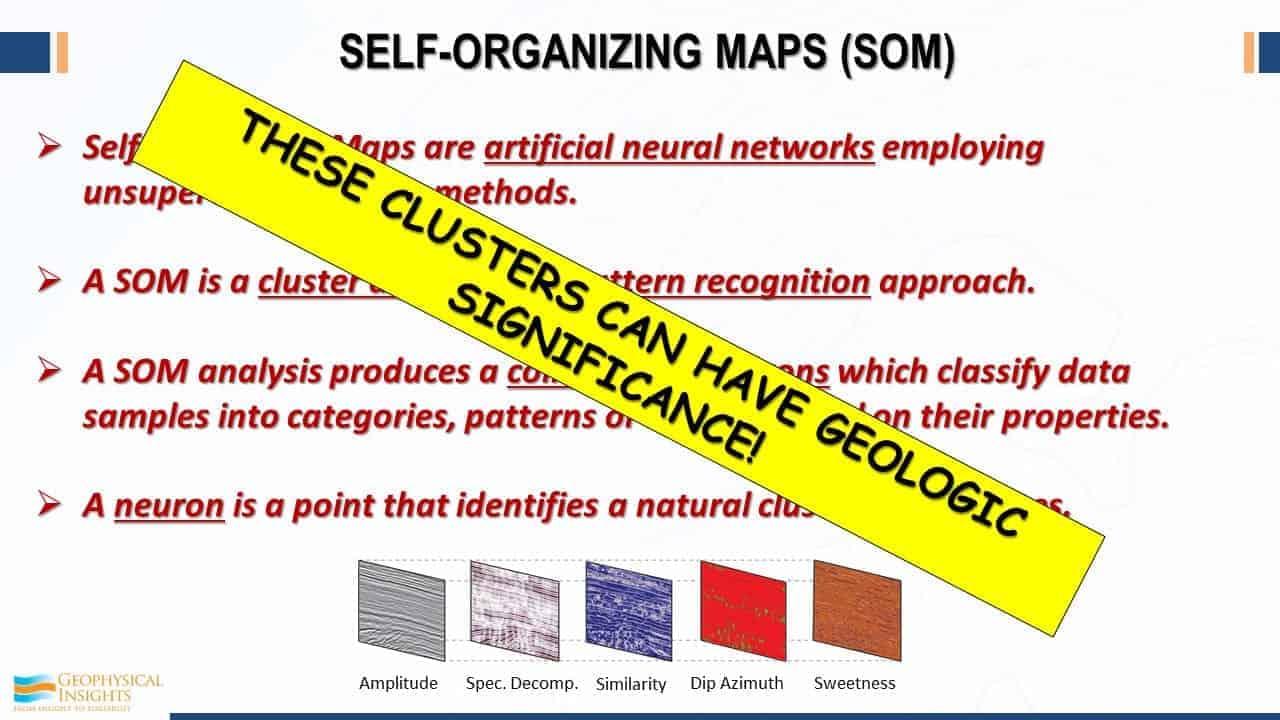 Self-organizing maps definition