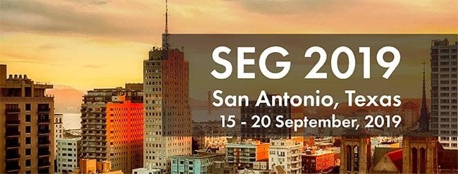 SEG 2019 - San Antonio