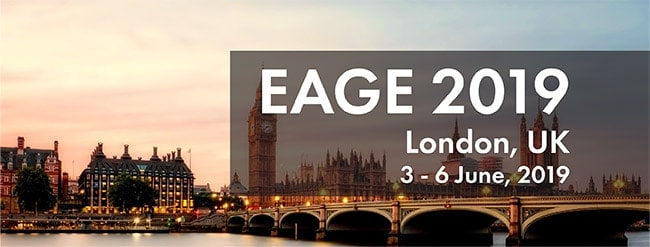 EAGE 2019 - London