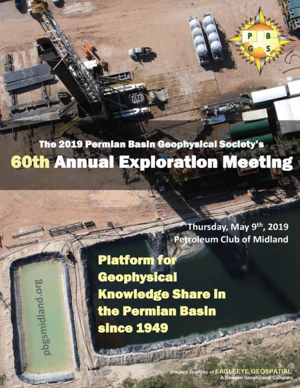 60th Annual Exploration Meeting