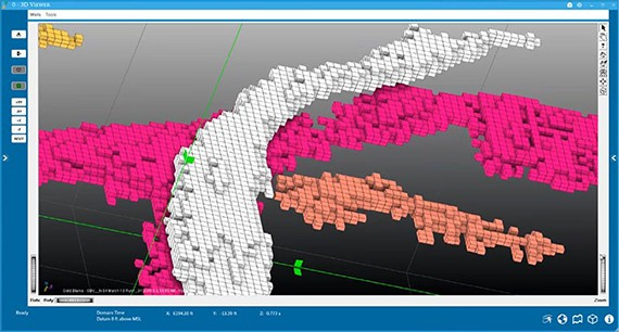 Geobodies Paradise Software Optimized