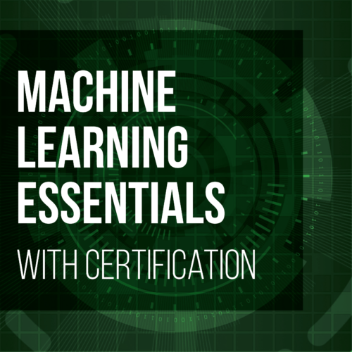 Machine Learning Essentials (without certification)
