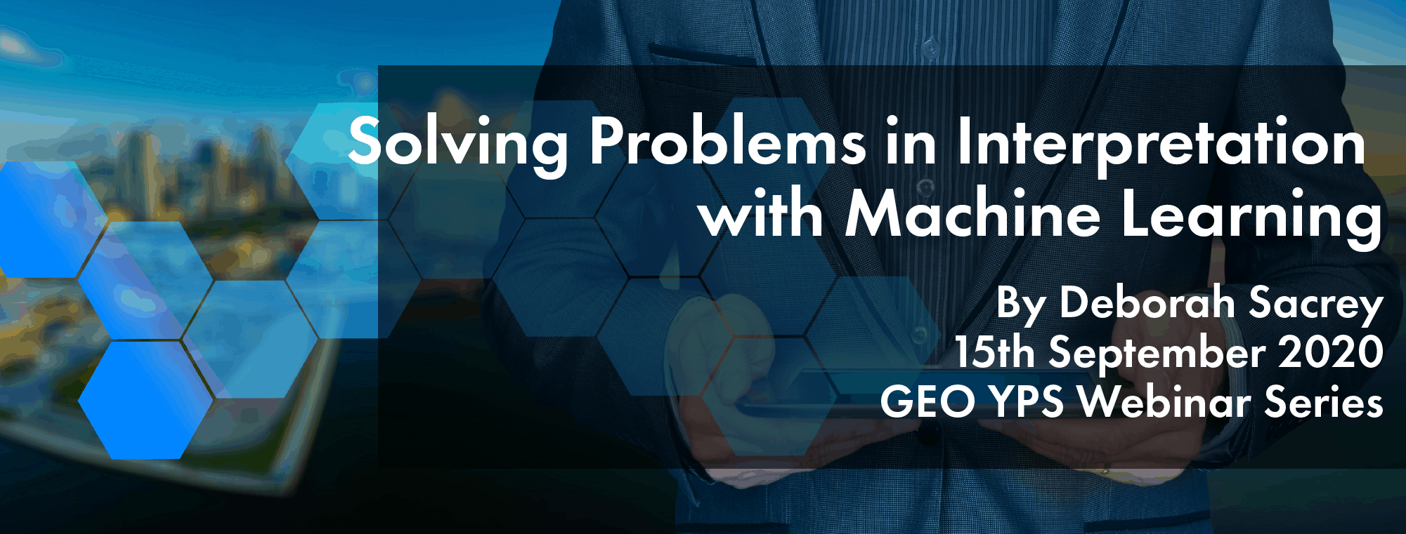 Solving Problems in Interpretation with Machine Learning by Deborah Sacrey