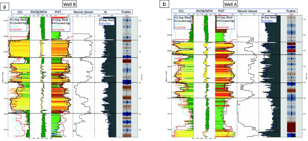 Machine learning for detailed reservoir description — Wisting case study Figure 5